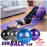 Gymball 75 cm / Bola Gym / Bola yoga fitness alat olahraga 019-03