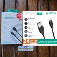 Kabel Data iPhone MFI Aukey Cable USB to Lightning CBBAL1 CB-BAL1 5003