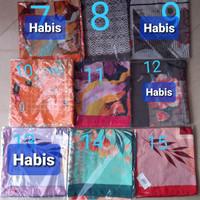 zoya terbaru kerudung / hijab scraf segi empat murah