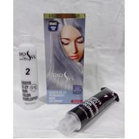 Cat rambut hair color Diosys col. LIGHT ASH BLUE