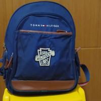 Tommy Hilfiger backpack second/preloved