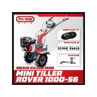 Mesin Bajak Mini Proquip Rover1000-S6 / Mini Tiller Proquip Rover 1000
