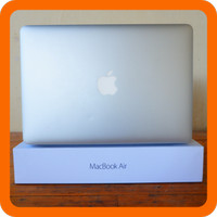 Macbook Air Non Retina - 128 gb, Tanpa Box