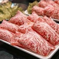 Beef Wagyu Halal Slice Meltique Harumi Beef 250 Gram Japan Grade Prime