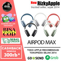 (RESMI) Apple AirPods Max White Black Red Green Blue, not pro 2
