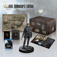 PS4 Resident Evil Village Collector's Edition (Region 3/Asia/English)
