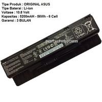 Baterai Asus N46V N56 N76 R500N F45A F55 A31-N56 - Orginal