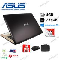 Laptop Asus Amd A9/Radeon R5/Ram 4gb/SSD 256gb/Laptop Murah