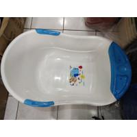(Gojek/Grab) Bak Mandi Bayi Besar Onyx / Baby Bath Tub Besar