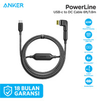 Anker PowerLine USB-C to DC Cable 6ft - A2660011-81