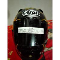 Arai Profile Repaint Spirit Gold