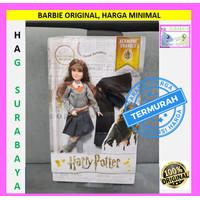 Boneka Barbie Harry Potter and Hermione Granger