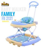 Baby Walker Family Ayunan FB-2121 - Biru