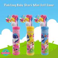 Pinkfong Baby Shark Mini Golf Game / Toy / Mainan Bola Golf