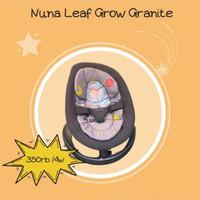 Sewa Nuna Ayunan Baby Bayi Leaf Grow Swing mothercare rental Jakarta