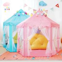 Tenda Anak Princess Model Rumah Tenda Mainan Anak Indoor 018-24