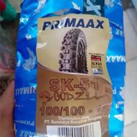 ban primaax sk 51 godzilla ring 18 ukuran 100/100-18 ban cross/trail
