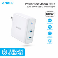Wall Charger Anker Powerport Atom PD 2 - A2029