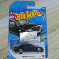 Hot Wheels murah Mercedes Benz 500E mainan anak