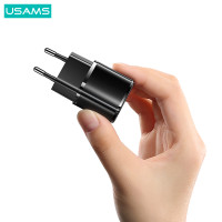 USAMS ADAPTER T36 MINI PD FAST CHARGER 20W