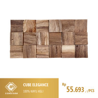 Cube Ellegance / Wall Paneling Covering Cladding