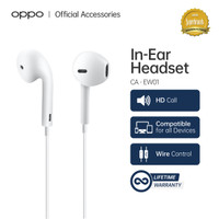 CADE Wired Headset Wired Earphone Bass Android iPhone Original CA-EW01