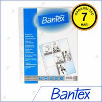 Album Foto Polaroid Bantex isi 10 - Collectors Pocket PP Clear
