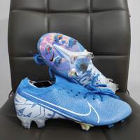 Sepatu Bola Nike Mercurial Vapor13 Elite FG Blue Hero - Soccer
