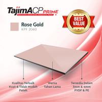 ACP TAJIMA Rose Gold 3mm Indoor aluminium composite panel