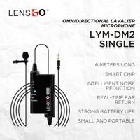 Microphone ClipOn LensGo LYM-DM2 SINGLE