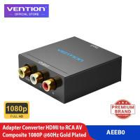 Vention Adapter Converter HDMI to RCA CVBs AV Composite