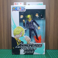 Anime Heroes Sanji One Piece