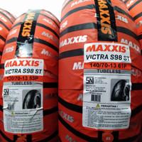 ban Nmax MAXXIS VICTRA MAF1ST sepasang uk 120/70-13 & 140/70-13