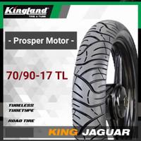 Ban Tubles Ring 17 70/90 80/90 90/90 TL King Jaguar Kingland - 70/90