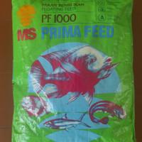 Pakan pelet benih ikan PF 1000 10KG Untuk mujair gurame koi lele dll