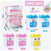 Mainan Celengan Anak Piggy Bank Brankas - Saving Pot Mini