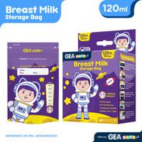 GEA Baby Kantong Asi 120ml Breastmilk Asi bag ASIP / motif Astronaut