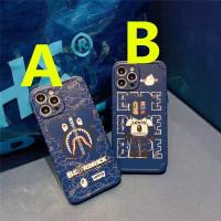 CASE IPHONE 11 12 PRO MAX MINI 7 8 PLUS X XS XR XSMAX BAPE X LEVIS