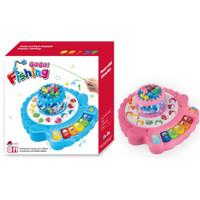 Mainan Anak Pancing Fishing Game 2 Tingkat 368 - Pancingan Ikan