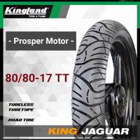 Ban Luar Ring 17 Tubetype 80/80 70/90 60/80 TT King Jaguar Kingland