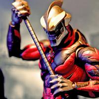 Original Ultra Act Belial Bandai Ultraman Zero Series (not shf figma)