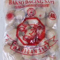 Bakso Daging Sapi SB Warisan 319 isi 50