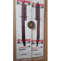 STRIPING STICKER BODY BELAKANG YAMAHA MIO SOUL GT MERAH HITAM 2012 201