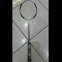 Raket Badminton Apacs Finapi 70 Original (grey) + Free Handgrip