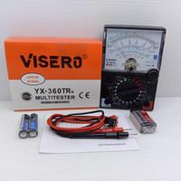 AVOMETER MULTITESTER VISERO YX-360TRN Model Sanwa