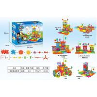 Mainan Edukasi Anak Building Blocks Paw Patrol 598-6