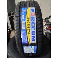 Ban Mobil Tubles R13 Merk Forceum Radial 175/60 Ring13 Bukan Dunlop