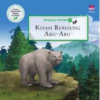Buku Cerita Anak Seri Dongeng Animasi 3d : Kisah Beruang Abu-abu
