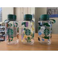 Starbucks X KREABY Original 1L Liter Plastic Reusable Bottle Tumbler