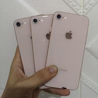 Iphone 8 64 GB Fullset Second Original 100% Mulus - Like New